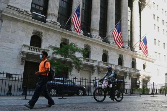 Wall Street grimpe à la clôture, les valeurs de la tech se reprennent