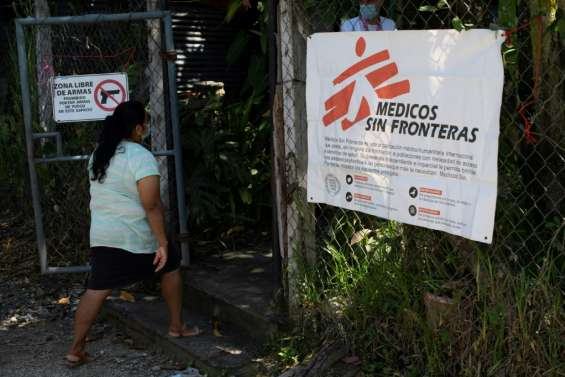 Salvador: MSF, dernier recours contre le virus dans les quartiers tenus par les