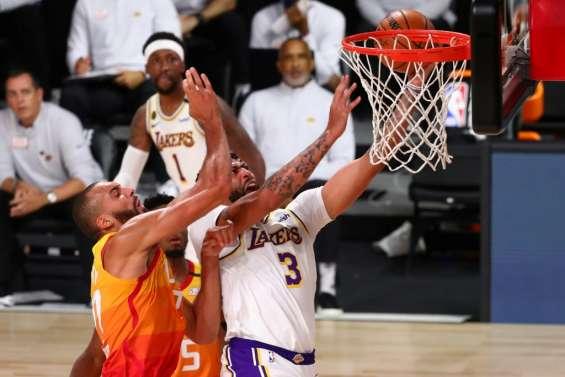 NBA: Les Lakers assurés d'être tête de série N.1 à l'Ouest
