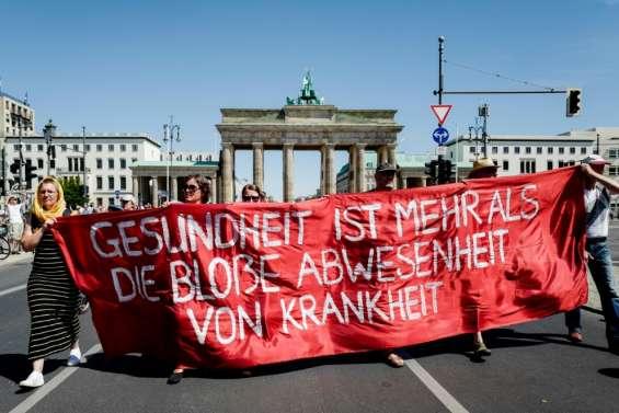 A Berlin, les