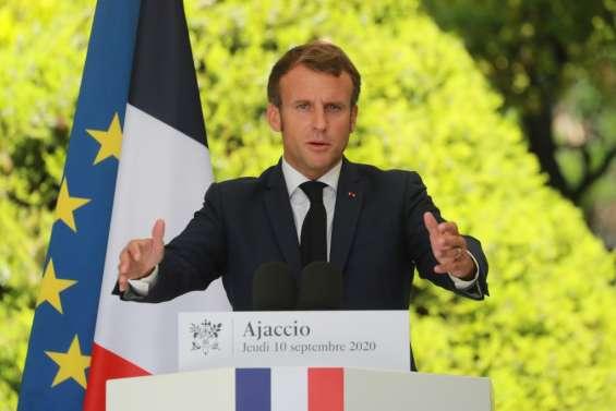 Covid-19: Macron promet des décisions vendredi