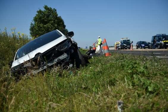 Sécurité routière: chute de 19% du nombre de morts en août