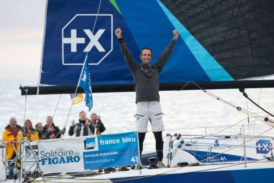 Solitaire du Figaro: victoire de Le Cléac'h après l'annulation de la dernière étape
