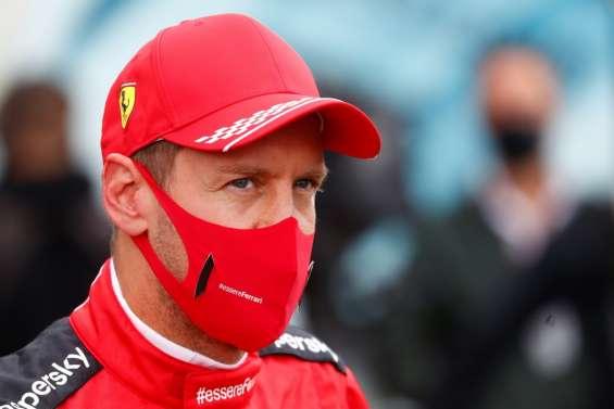 F1: Vettel signe chez Aston Martin et dit au revoir à Ferrari