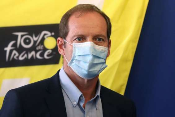 Coronavirus: le directeur du Tour positif au Covid, le peloton négatif