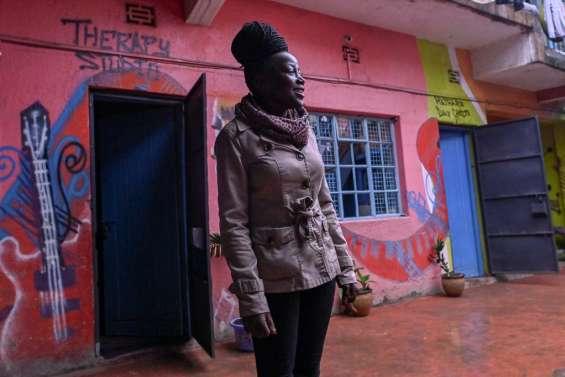 Dans un bidonville de Nairobi, un havre de douceur pour des enfants handicapés