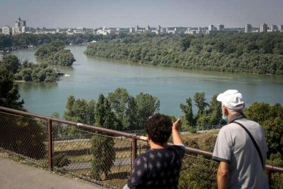 En Serbie, un Danube pas vraiment bleu