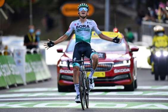 Tour de France: Kämna vainqueur, statu quo chez les leaders