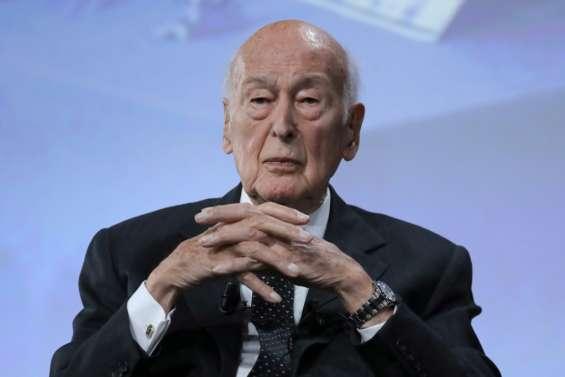 L'ancien président Valéry Giscard d'Estaing hospitalisé à Paris