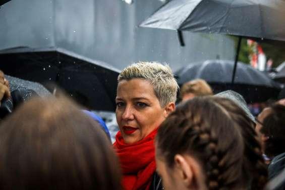 Le Bélarus arrête une opposante dans des circonstances troubles