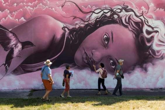 Les fresques urbaines de Street Art City réveillent la campagne auvergnate