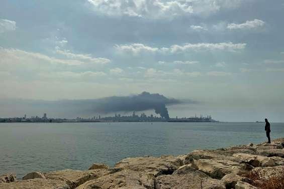 Liban: l'incendie au port de Beyrouth éteint, l'aide humanitaire impactée