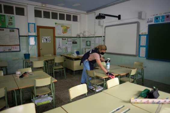 En Espagne, la fronde de parents contre le retour à l'école