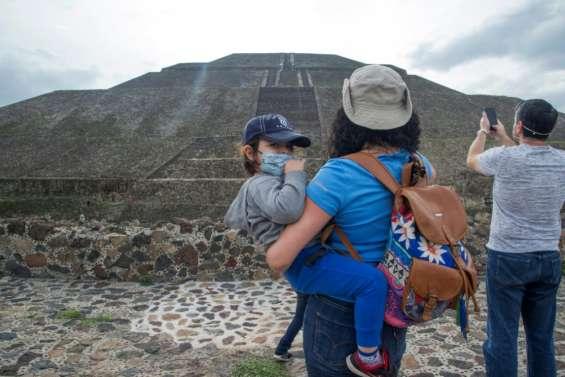 Dans la vallée de Mexico, la
