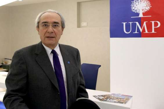Décès de l'ancien ministre et député Bernard Debré, âgé de 75 ans