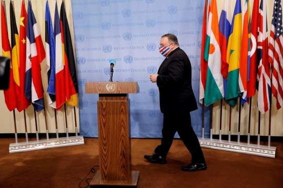 Iran: Washington défie le reste du monde en proclamant le retour des sanctions de l'ONU