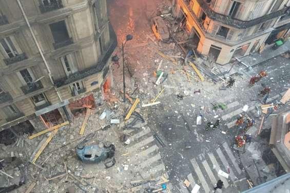 Explosion de la rue de Trévise: la mairie de Paris et un syndic mis en examen