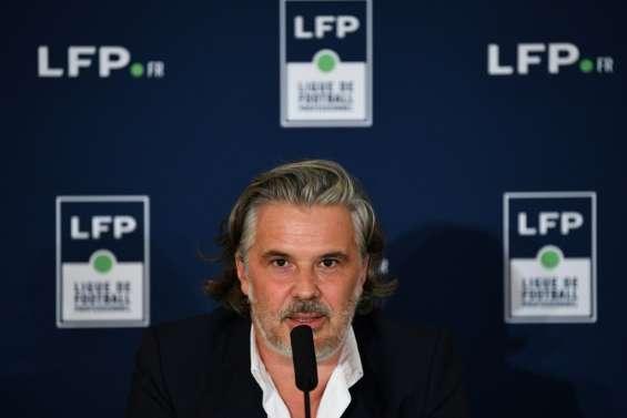 Vincent Labrune élu président de la LFP, pour apaiser le foot français ?