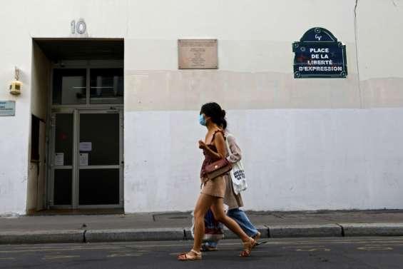 La DRH de Charlie Hebdo exfiltrée de son domicile après des menaces