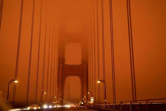 Feux, ouragans, crues: le changement climatique en filigrane de l'élection américaine