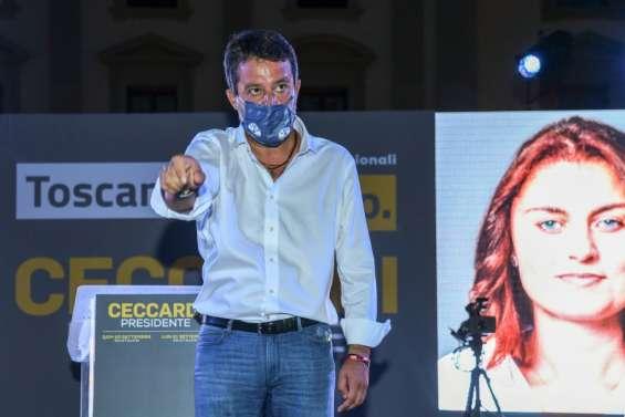 Italie: l'extrême droite espère conquérir des fiefs de gauche dont la Toscane