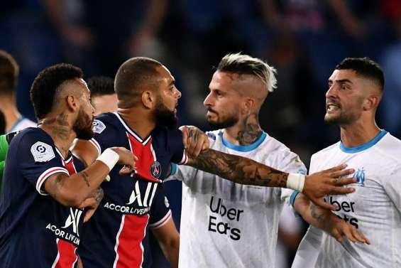 Racisme: nouvelles répliques après PSG-OM, Neymar au coeur des débats