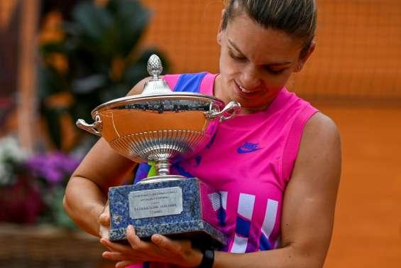 Tennis: Halep sacrée pour la première fois à Rome