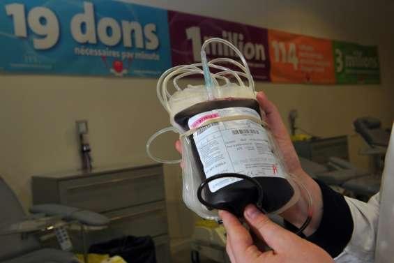Des stocks au plus bas, une collecte difficile: la France manque de sang