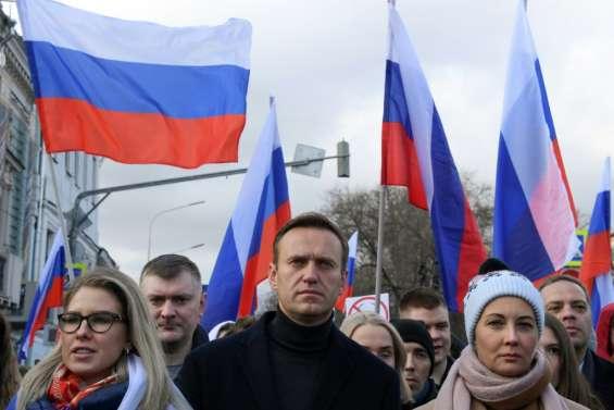 Navalny: Moscou dénonce les