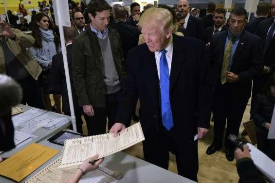Quatre ans après, le torchon brûle entre Trump et son New York natal