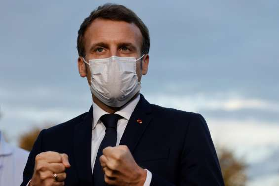 Macron tranche mercredi: deux semaines après le couvre-feu, le reconfinement ?