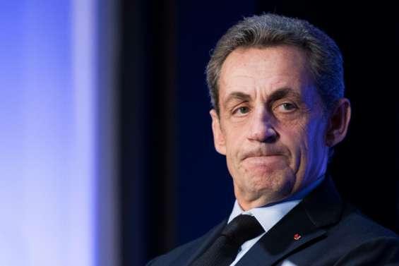 Financement libyen : Sarkozy mis en examen pour