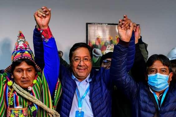 Bolivie : Arce sera le futur président, Morales