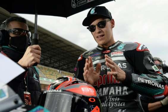 GP moto d'Aragon: le duel Quartararo/Mir se poursuit mais sans Rossi, victime du Covid