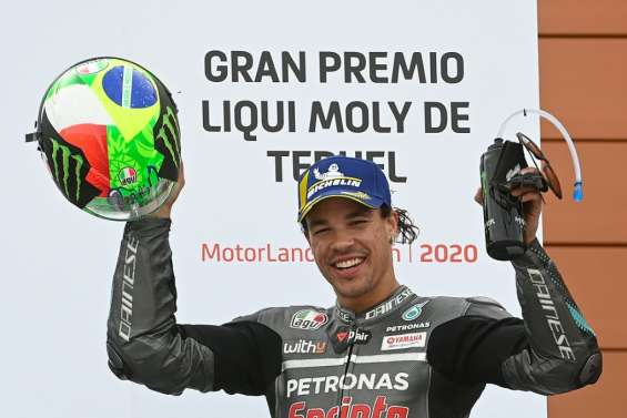MotoGP/Teruel: Morbidelli gagne, Quartararo perd du terrain au Championnat