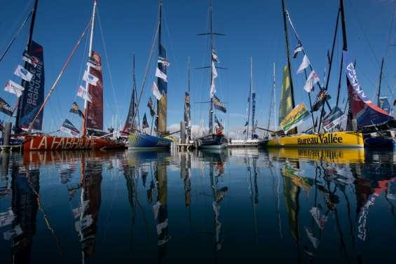 Vendée Globe: le départ des Sables-d'Olonne se fera sans public