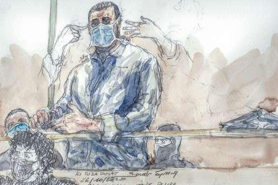 Au procès des attentats de janvier 2015, l'interrogatoire impossible d'Ali Riza Polat