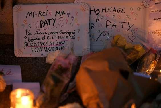 Manifestations attendues dans toute la France après l'assassinat d'un professeur