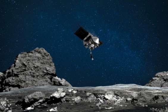 La sonde américaine Osiris-Rex va