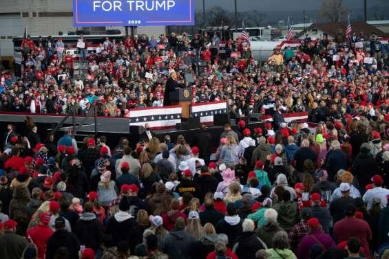 Présidentielle américaine J-7: cap sur les bastions républicains en péril