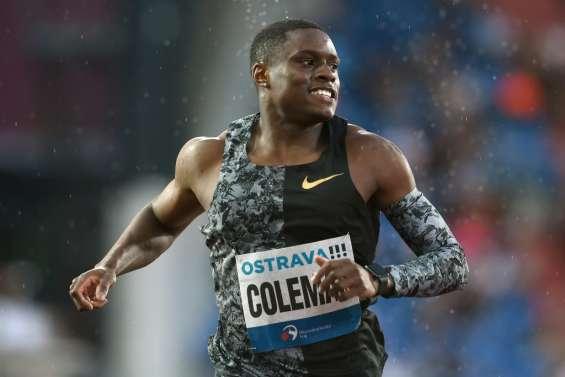 Athlétisme: Tokyo s'éloigne pour Coleman, suspendu pour dopage