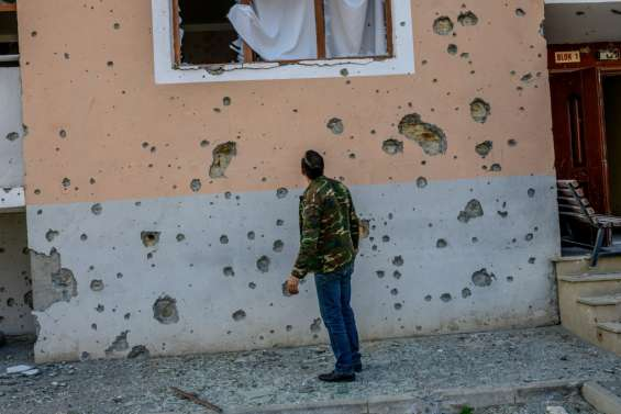 Nagorny Karabakh: Arméniens et Azerbaïdjanais s'accusent de nouvelles attaques