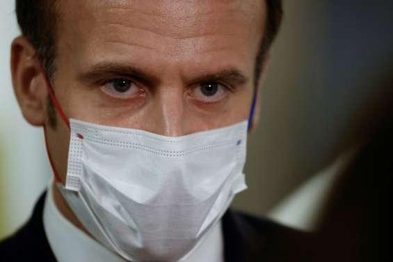 Producteur frappé par des policiers : Emmanuel Macron