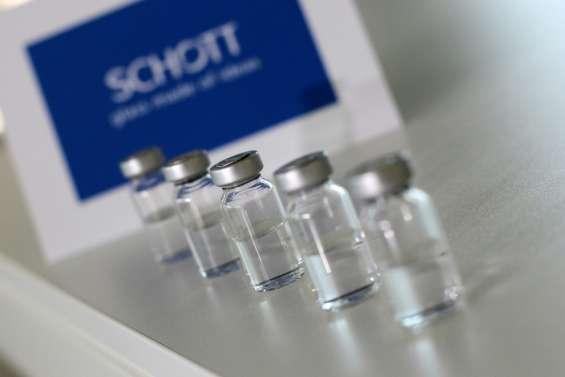 Ces flacons allemands indispensables aux vaccins contre le Covid-19