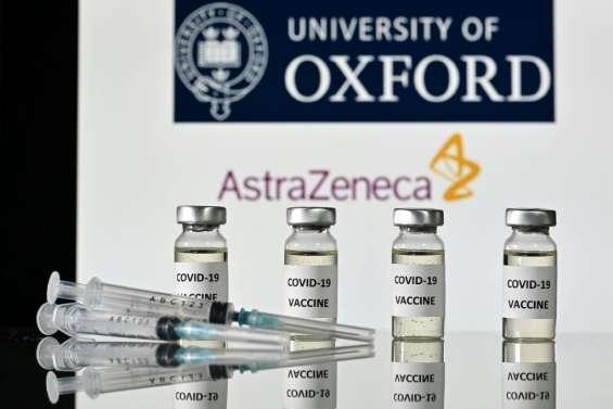 Le vaccin AstraZeneca-Oxford efficace à 70% contre le Covid-19