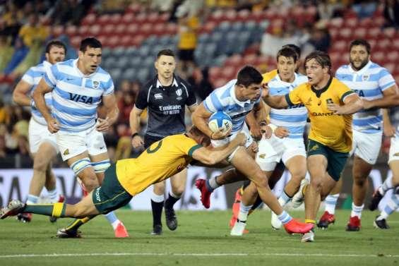 Rugby championship: l'Argentine arrache le nul face à l'Australie
