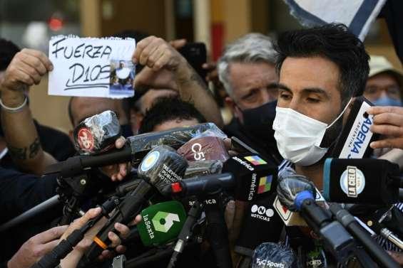 Le médecin de Maradona, visé par une enquête, évoque un patient