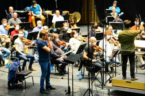 L'Opéra de Bordeaux à la rencontre de son public confiné avec un CD