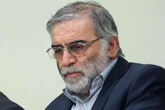 Iran: Rohani accuse Israël d'être responsable de l'assassinat d'un scientifique