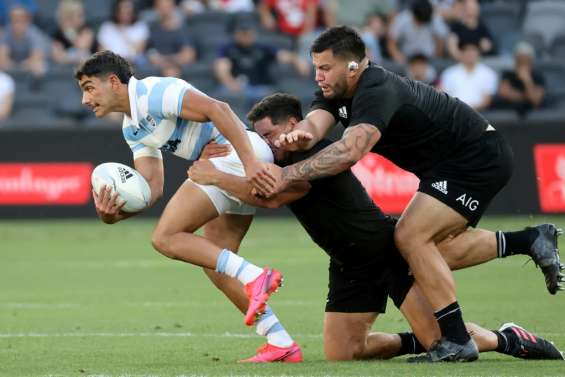 Rugby Championship: Quand les All Blacks broient du noir